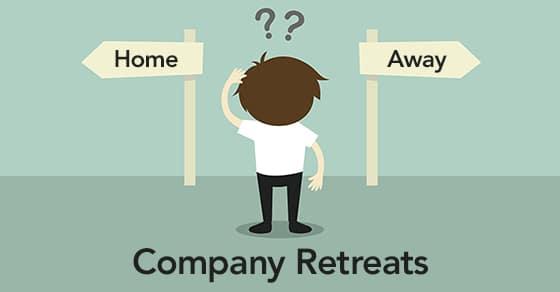 Considerations for Company Retreats